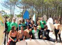 stages de surf gironde