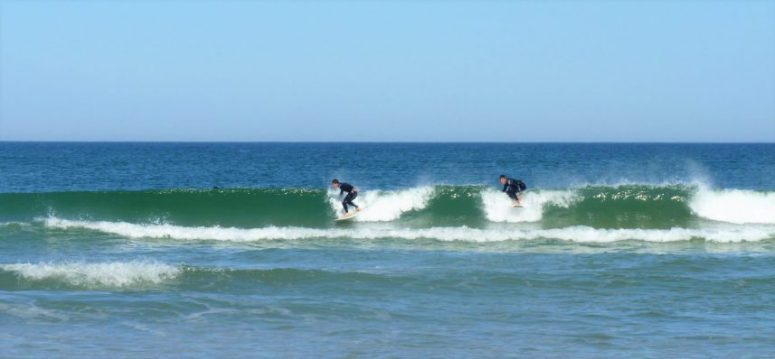 stage de surf, gironde, france