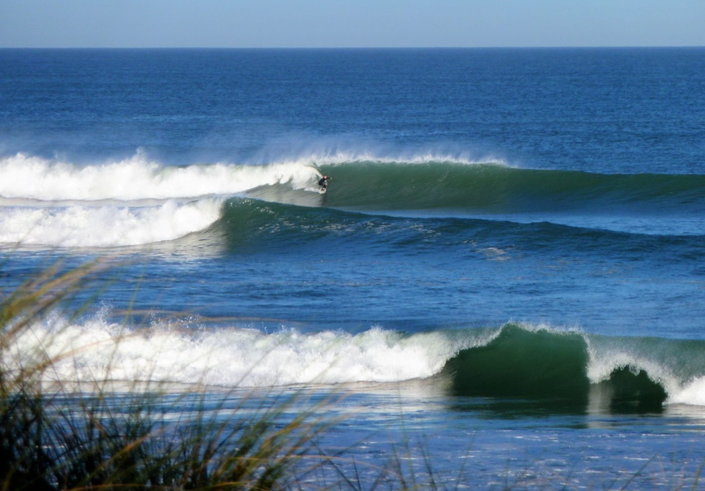 spot de surf le porge ocean gironde